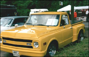 Chevy C 10 Pick Up Stepside 1970