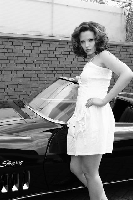 Fotoshooting mit corvette - 3 part 9