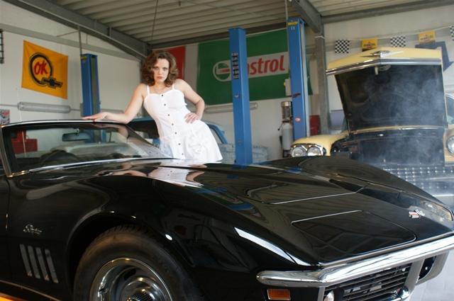 Fotoshooting mit corvette - 1 part 7